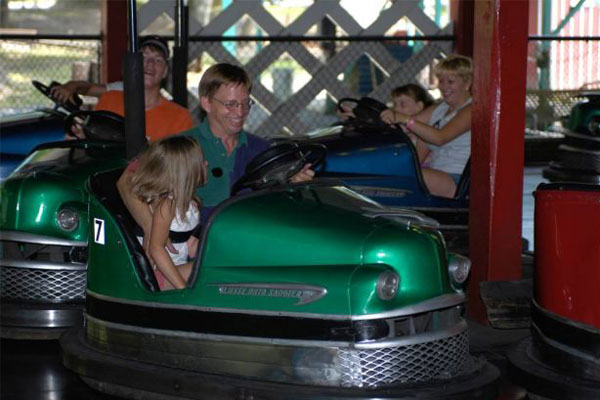 Beston old bumper cars for sale cheap