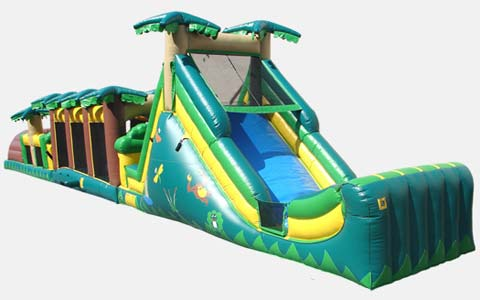 best inflatable obstacle course
