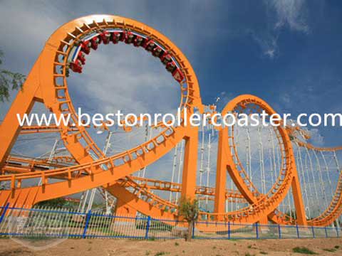Beston quality  thrill roller coaster ride