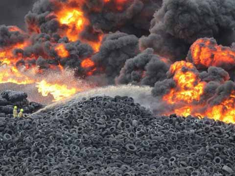 Waste Tyre to oil for sale