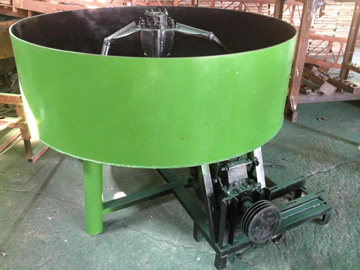 pan concrete mixers