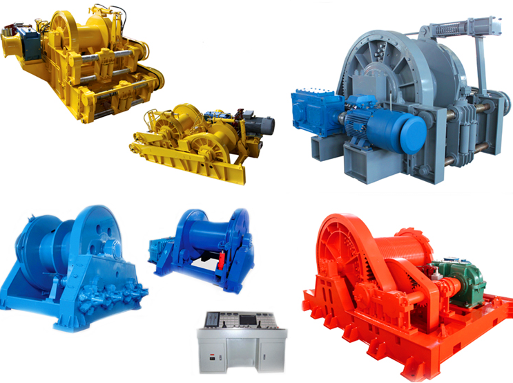 tugger winches