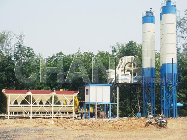 ready-mix concrete plants