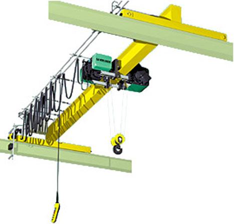 Ellsen electric overhead crane