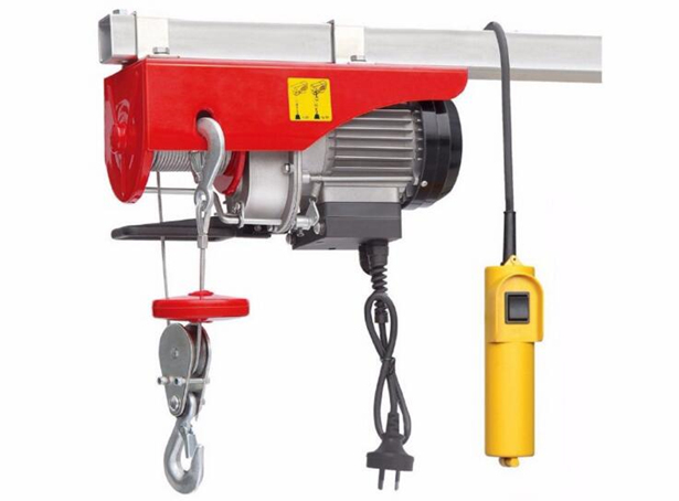 The Advantages To Having An Electric Hoist That Can Lift 600 Kg