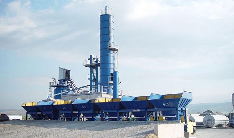 offered asphalt plant