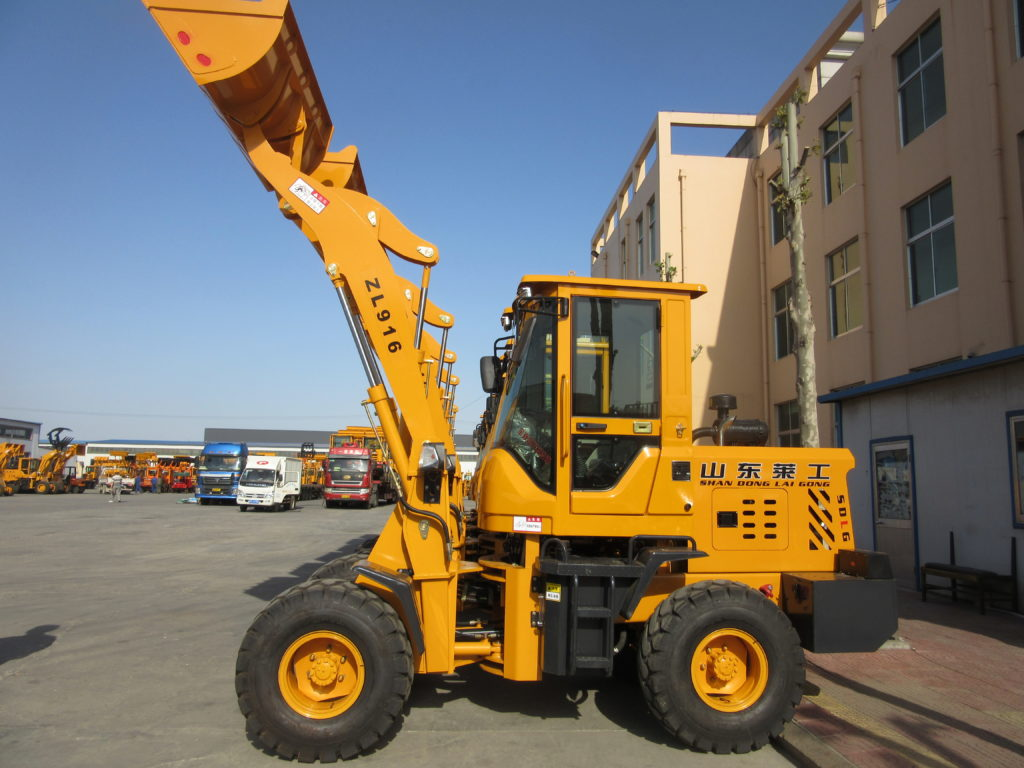 small loading shovel for sale