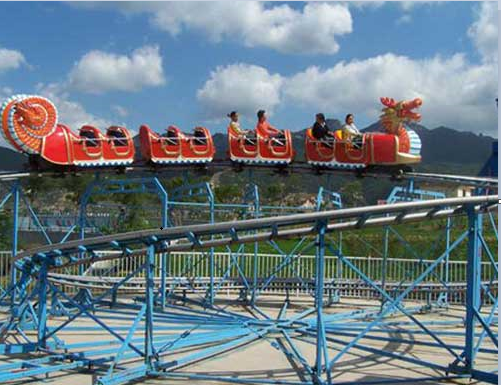 small roller coasters for sale cheap