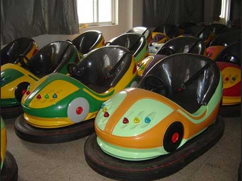 Portable Electric Bumper Cars