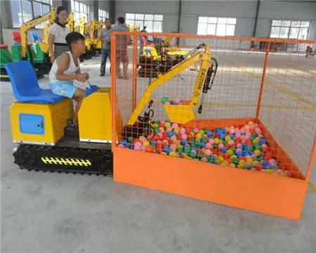 Buy Kids Excavator Ride