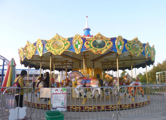 Kids Carousel Ride