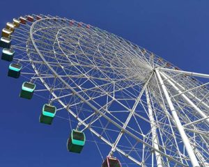 88m ferris wheel ride for sale