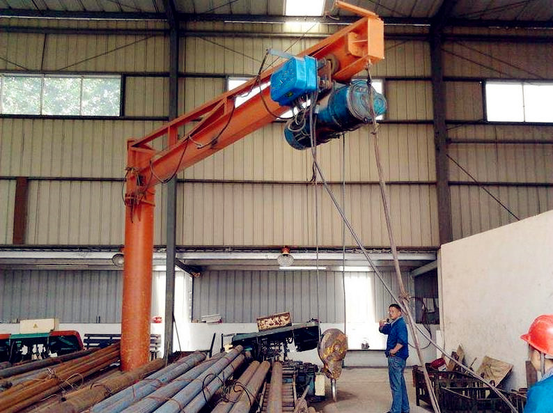Industrial Jib Cranes Of Weihua