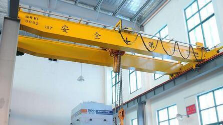 Crane Overhead Birrail