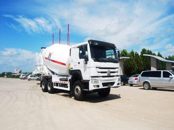 concrete truck mixer sale
