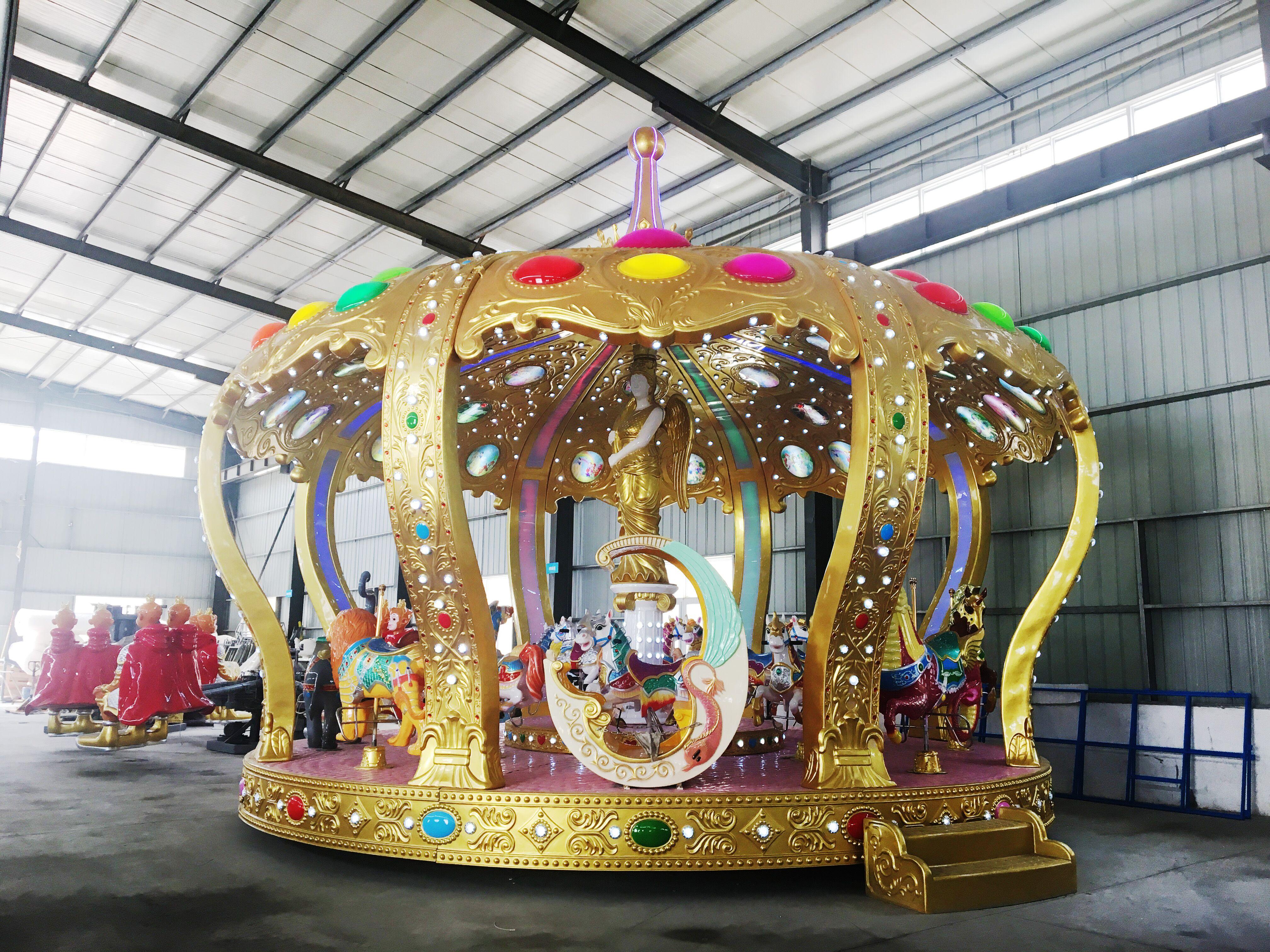 buy Fairground Carousel