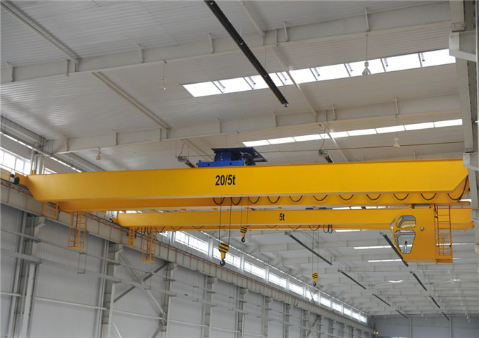 Choose a crane overhead 20 tons from China