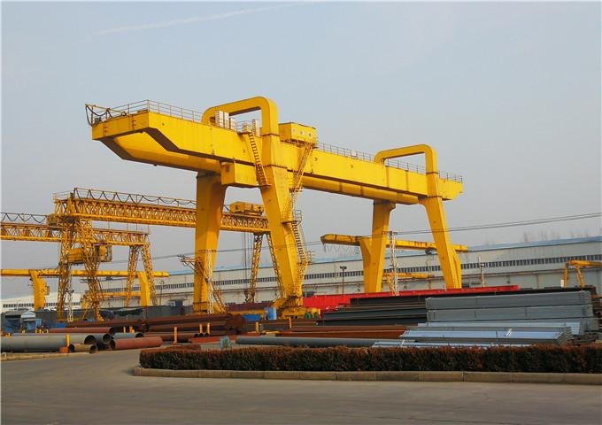 Select Sell 60 ton double girder gantry crane
