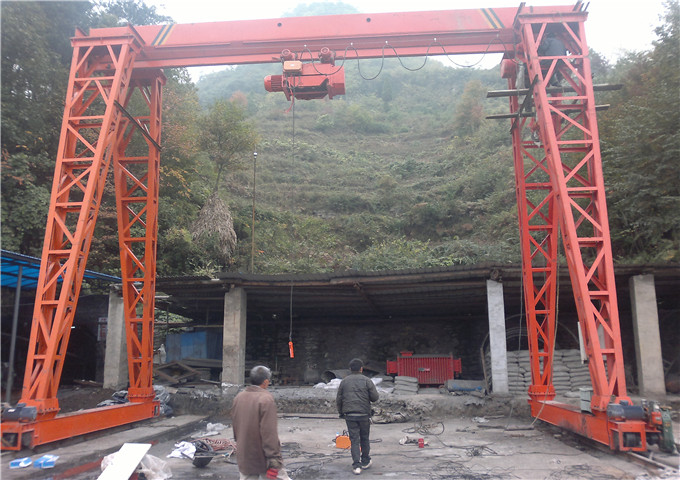 Quality gantry single girder