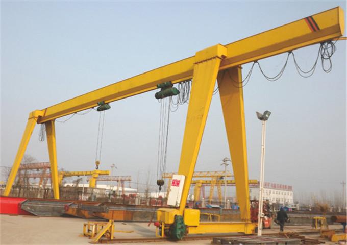 Buying a single-beam gantry cranes