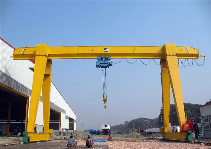 Purchase of single-girder gantry cranes
