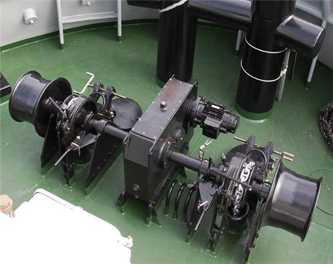 electric boat winch from good supplier
