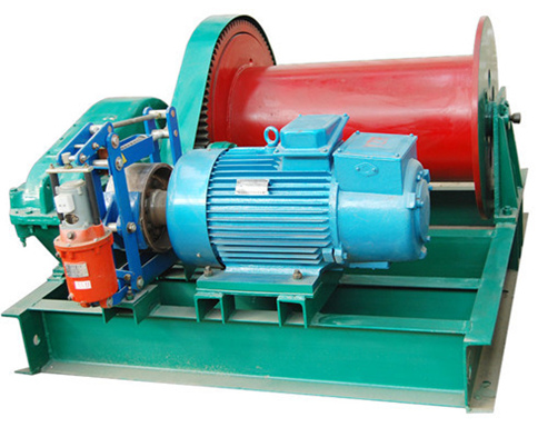 good electric boat winch