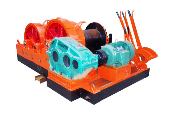 Fast Speed Piling Winch
